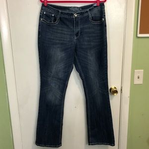Revolt Bootcut Jeans